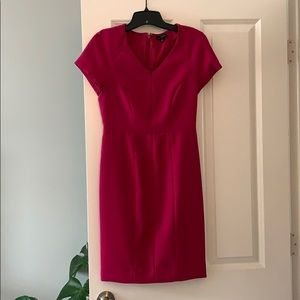 The Limited Raspberry size 0 dress